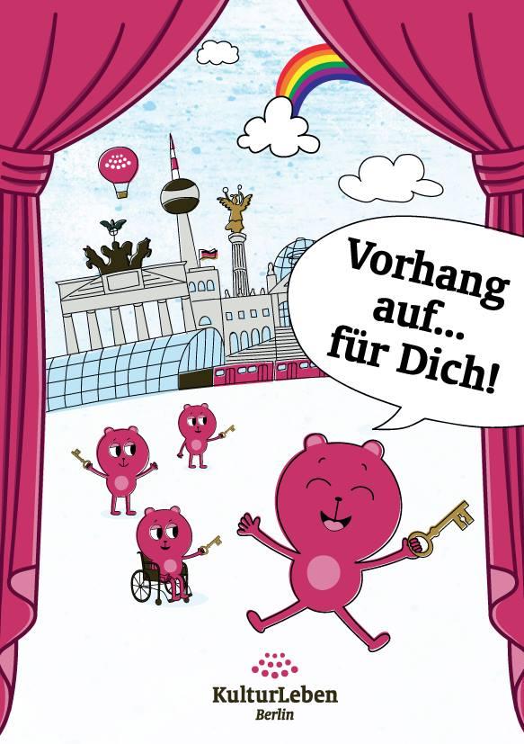 Comic_KulturLeben Berlin stellt sich vor